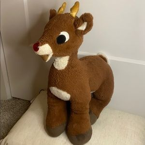 Vintage Classic Rudolph the Red Nose Reindeer BaB